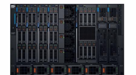 Огляд Dell EMC PowerEdge MX7000